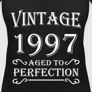 Vintage 1997 - Aged to perfection Tee shirts - T-shirt col V Femme