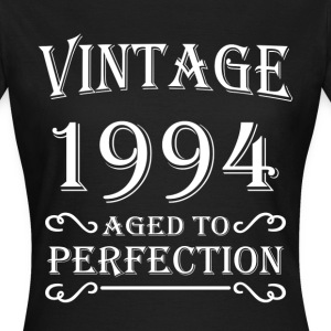 Vintage 1994 - Aged to perfection T-shirts - T-shirt dam
