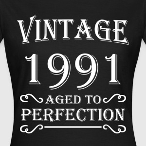 Vintage 1991 - Aged to perfection T-Shirts - Women's T-Shirt