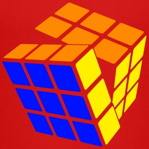 Rubik's Cube STB Solved - Teenager Premium T-shirt