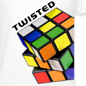 Rubik's Cube Twisted! - T-shirt long homme