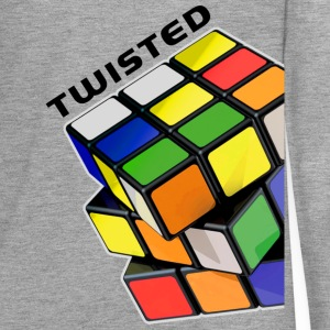 Rubik's Cube Twisted! - T-shirt manches longues Premium Ado