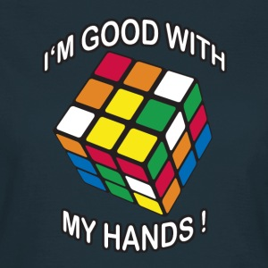Rubik's I'm good with my Hands - Women's T-Shirt