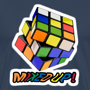 Rubik's Mixed Up! - T-shirt Premium Homme
