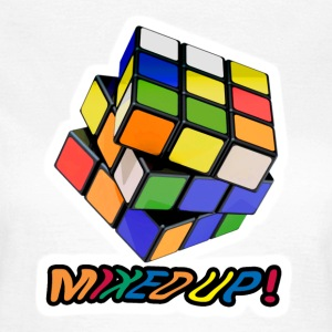 Rubik's Mixed Up! - T-skjorte for kvinner