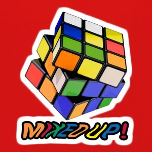 Rubik's Mixed Up! - Kids' Premium Longsleeve Shirt