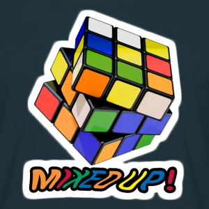 Rubik's Mixed Up! - T-shirt Homme