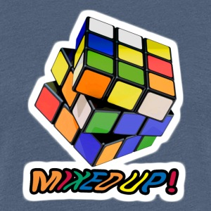 Rubik's Mixed Up! - Women's Premium T-Shirt