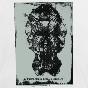 Doomedcracy & Co. Trademark - Women's Ringer T-Shirt
