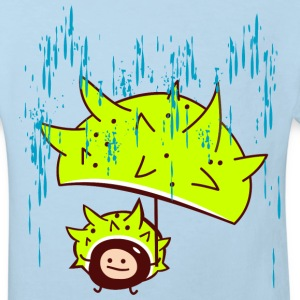 in the rain T-Shirts - Kinder Bio-T-Shirt
