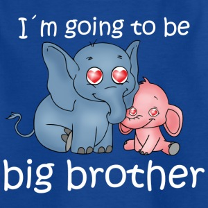Going to be big brother - T-shirt barn