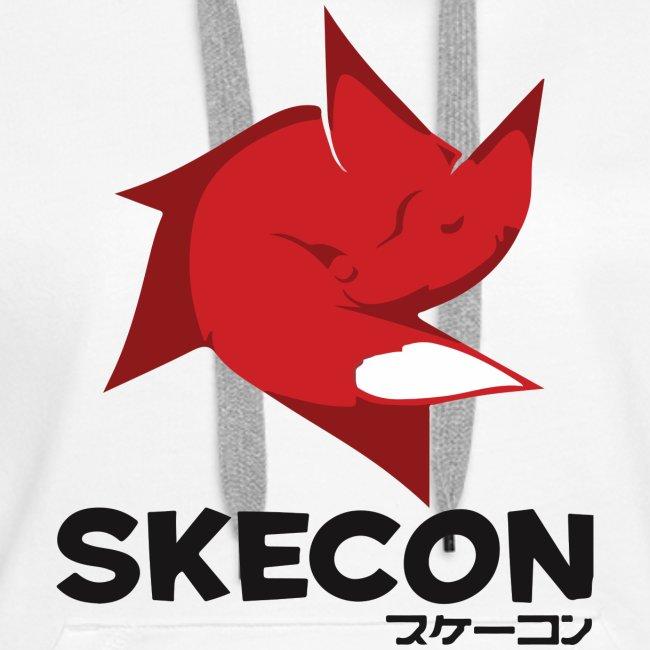 Huvtröja dam SkeCon