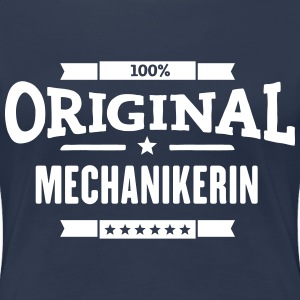 100% Mechanikerin T-Shirts - Frauen Premium T-Shirt