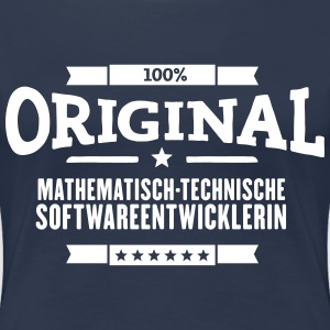 100% Softwareentwicklerin T-Shirts - Frauen Premium T-Shirt