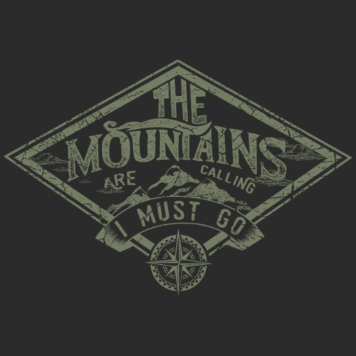 Mountain is calling - Der Berg ruft RAHMENLOS Ges