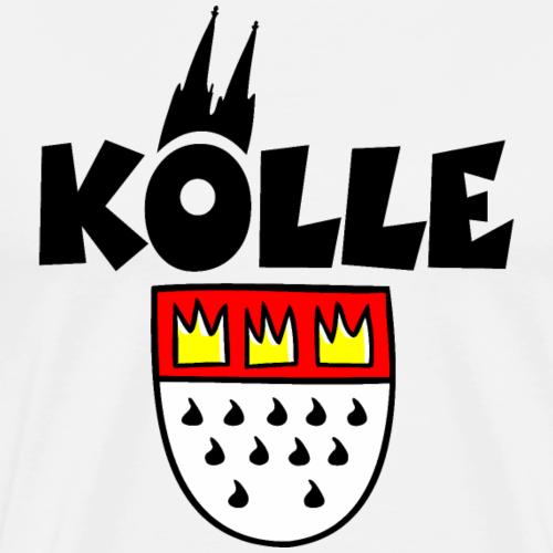 Kölle mit Dom und Kölner Wappen Köln Design
