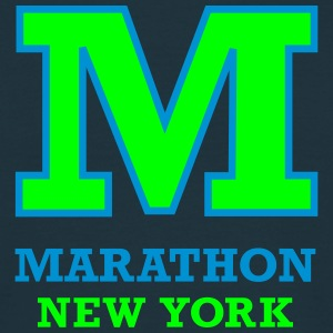 Marathoner New York - Männer T-Shirt