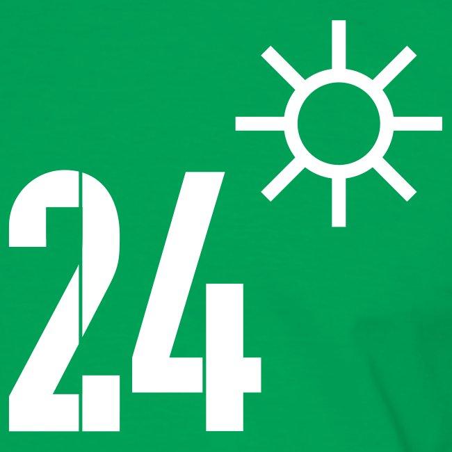 HEITER 24°