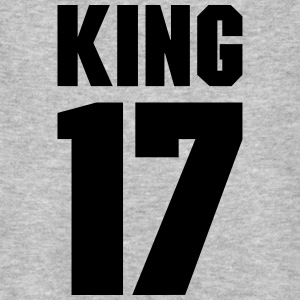 King 17 T-shirts - Ekologisk T-shirt herr