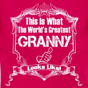 Worlds Greatest Granny Looks Like T-Shirts - Women's T-Shirt