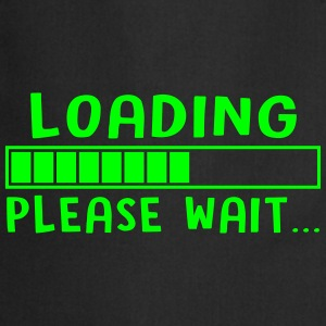 loading please wait - Tablier de cuisine