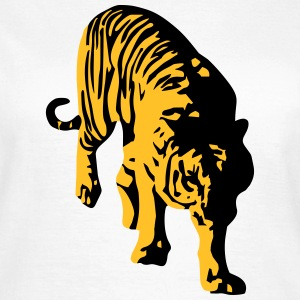 Tiger T-Shirts - Women's T-Shirt