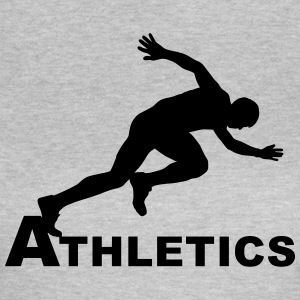Athletics T-shirts - Vrouwen T-shirt