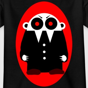 Nofi - the Vampire (Ellipse)  - Kinder T-Shirt