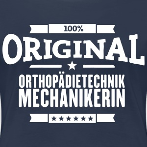 100% Orthop. Mechanikerin T-Shirts - Frauen Premium T-Shirt