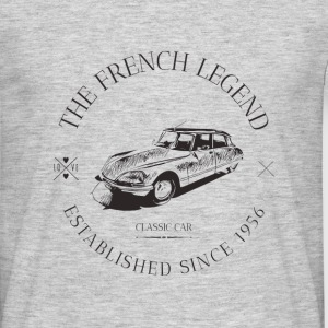 CITROEN DS FRENCH CAR Tee shirts - T-shirt Homme