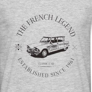 CITROEN AMI 6 FRENCH CAR Tee shirts - T-shirt Homme