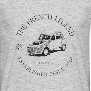 CITROEN 2CV FRENCH CAR Tee shirts - T-shirt Homme