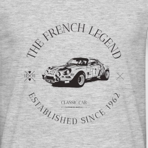 ALPINE RENAULT A110 FRENC Tee shirts - T-shirt Homme