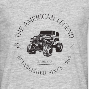 JEEP WRANGLER AMERICAN CA Tee shirts - T-shirt Homme