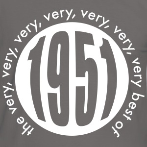 Very very very best of 1951 T-Shirts - Männer Kontrast-T-Shirt