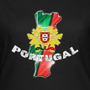 T-shirt woman Portugal - Women's T-Shirt