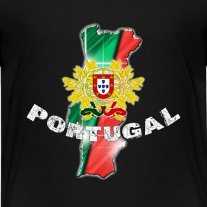 T-shirt kids Portugal - Kinderen Premium T-shirt