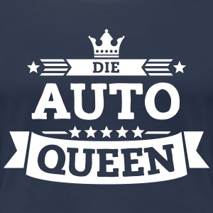 Die Auto-Queen T-Shirts - Frauen Premium T-Shirt