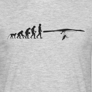 Paragliding Evolution Tee shirts - T-shirt Homme