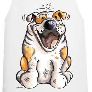 Funny English Bulldog  Aprons - Cooking Apron