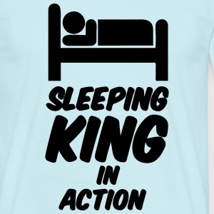 Sleeping King T-Shirts - Men's T-Shirt