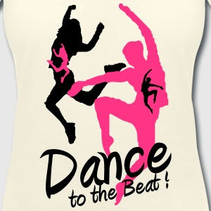 Dance to the Beat! [Digital Direktdruck] - Frauen T-Shirt mit V-Ausschnitt