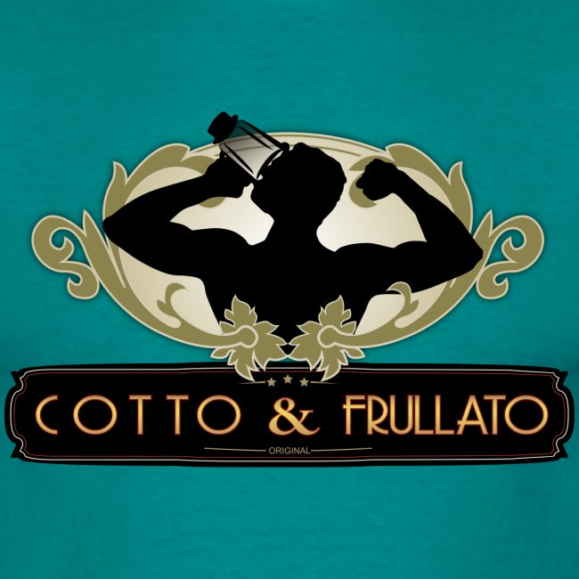 T-Shirt standard Cotto & Frullato