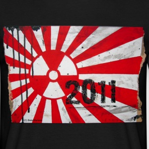 Japan 2011 - in memory - Männer T-Shirt