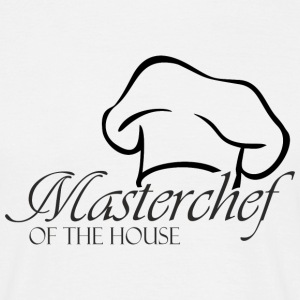 Masterchef of the house - T-shirt herr