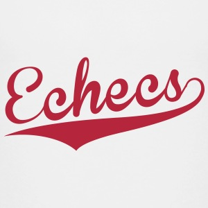 Chess / Geek / Game / Player / Schach / Echecs Shirts - Teenage Premium T-Shirt