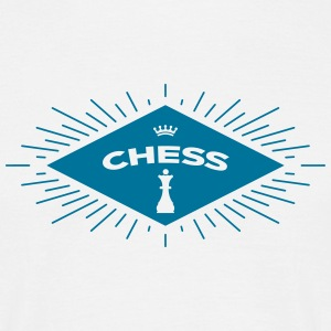Chess / Geek / Game / Player / Schach / Echecs T-Shirts - Men's T-Shirt