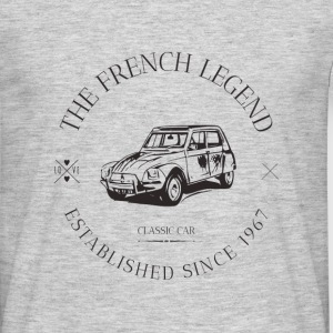 CITROEN DYANE FRENCH CAR Tee shirts - T-shirt Homme