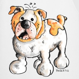 English Bulldog  Aprons - Cooking Apron