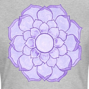 Lauren's Lotus Flower Mandala - Women's T-Shirt